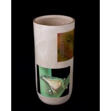 Vase - Tree Frog