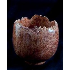 Vase - Big Leaf Maple Burl