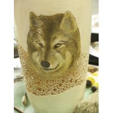 Vase - Timberwolf